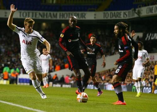 11 - BJK - Tottenham - 02.10.2014 - 2