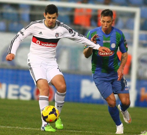 36 - Rizespor - BJK 08.01.2015 -1