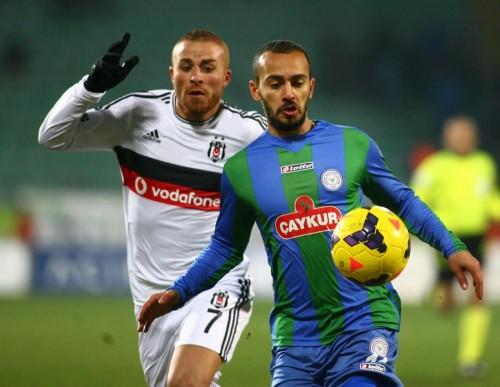 36 - Rizespor - BJK 08.01.2015 -2
