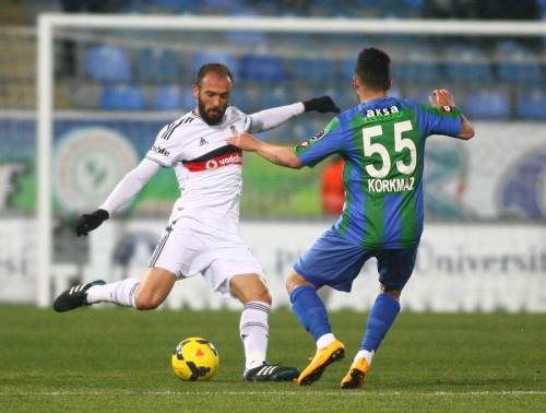 36 - Rizespor - BJK 08.01.2015 -5