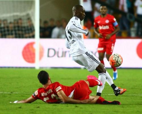 12 - Antalyaspor - BJK 26.10.2015-2