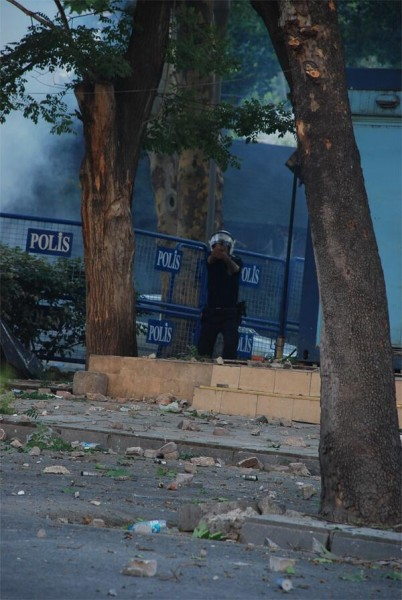 Ankara polis