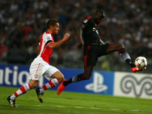 03 - BJK - Arsenal 19.08.2014 -3
