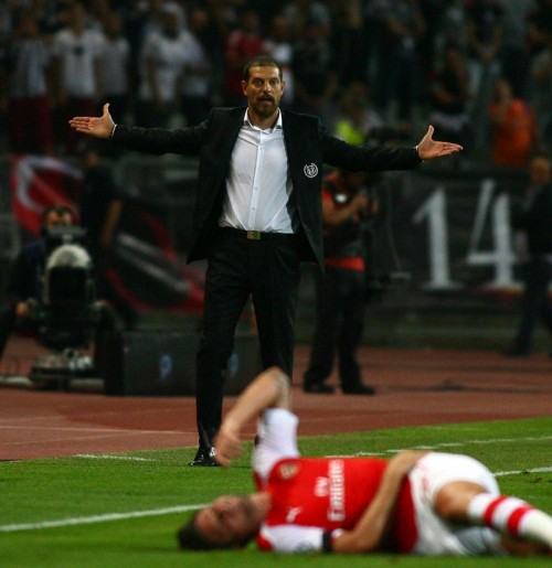 03 - BJK - Arsenal 19.08.2014 -5