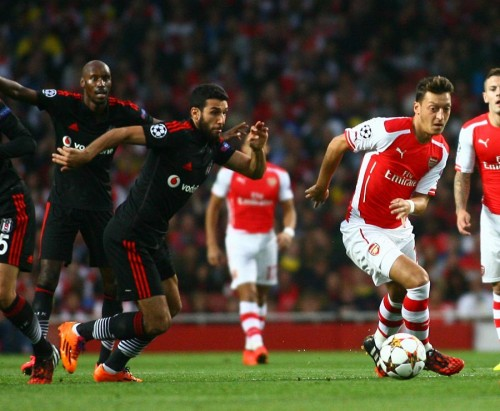 04 - Arsenal -BJK - 27.08.2014-2