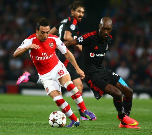 04 - Arsenal -BJK - 27.08.2014-4