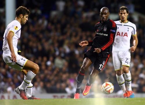 11 - BJK - Tottenham - 02.10.2014 - 3