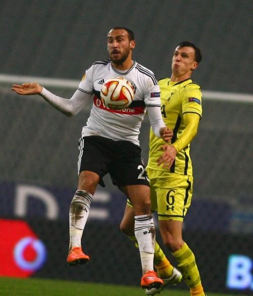 24 - BJK - Tottenham 11.12.2014 -1
