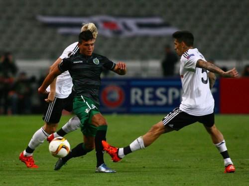 08 - BJK - Sporting Lisbon 01.10.2015 - 1